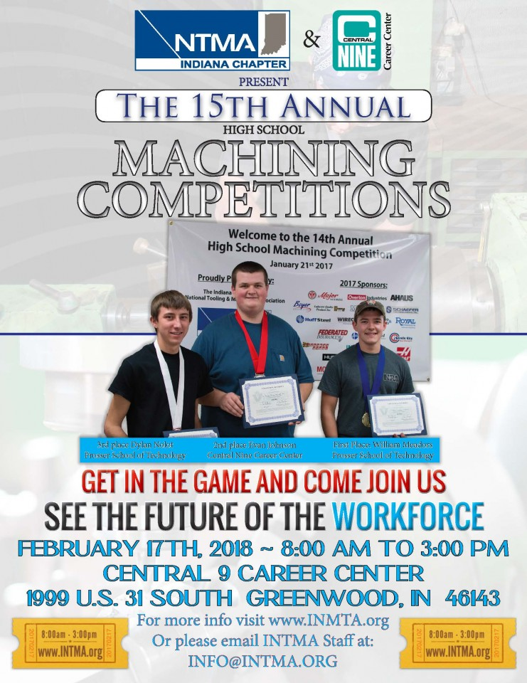 INTMA Machinist Competition
